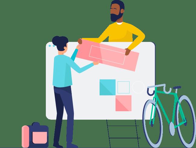 Matching Through Skills Data